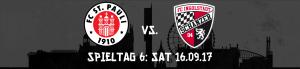 Spieltag 6: FC St. Pauli - FC Ingolstadt 04